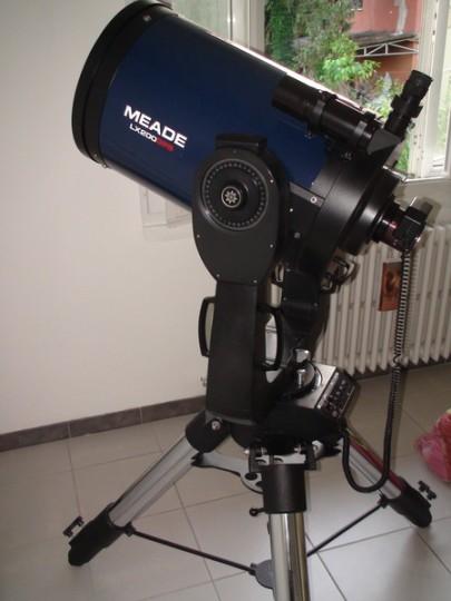 VENDO: Meade lx200 gps 12 pollici | Astrosell
