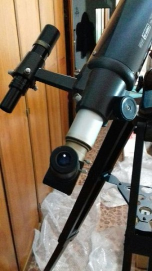 "Oculare per telescopio K 25 MM 1,25/"" ke25"